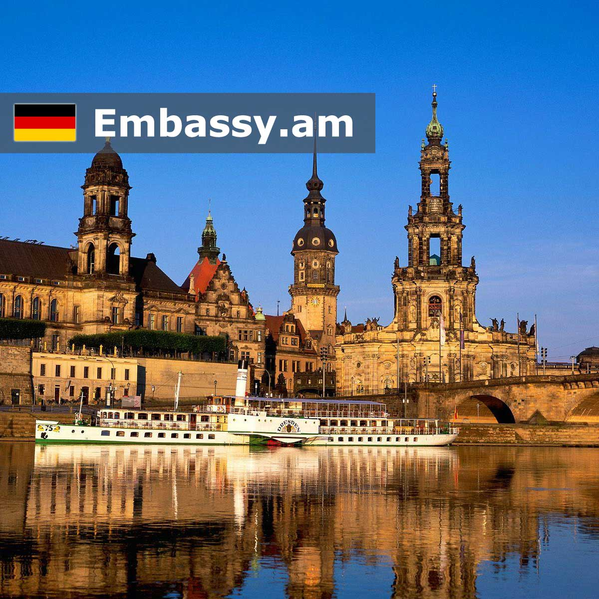 Dresden - Hotels in Germany - Embassy.am