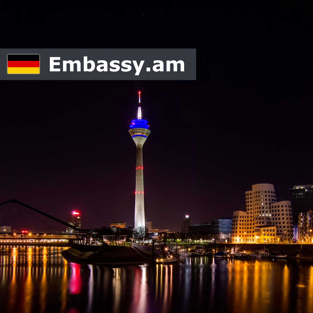 Dusseldorf - Hotels in Germany - Embassy.am