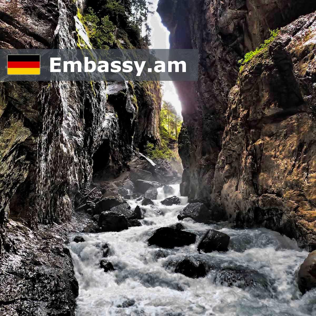 Гармиш-Партенкирхен - Отели в Германии - Embassy.am