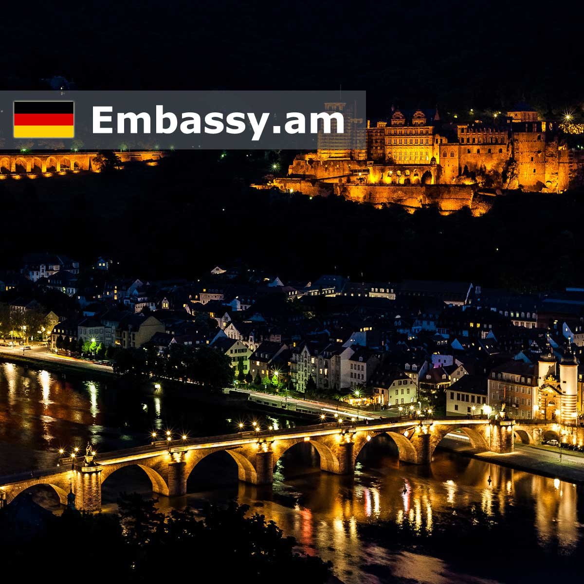 Heidelberg - Hotels in Germany - Embassy.am