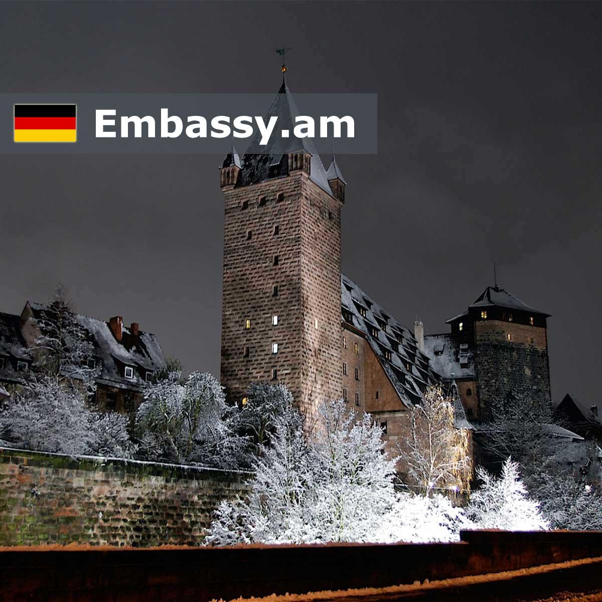 Нюрнберг - Отели в Германии - Embassy.am