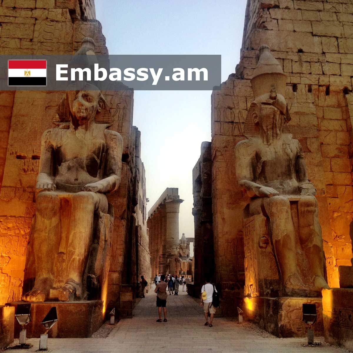 Luxor - Hotels in Egypt - Embassy.am