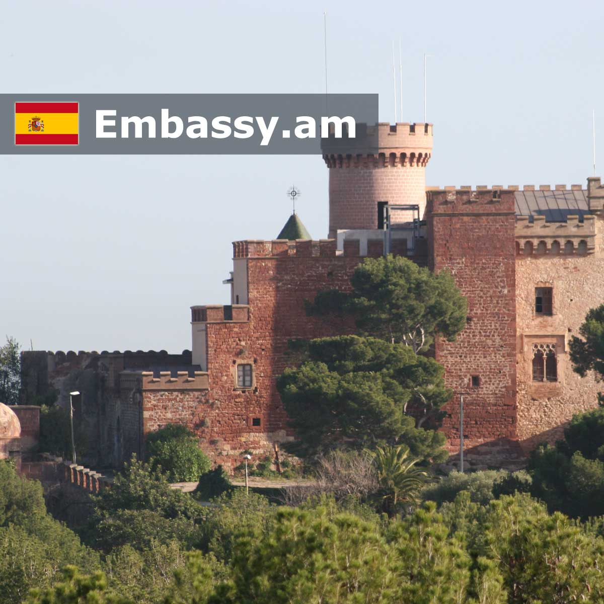 Castelldefels - Hotels in Spain - Embassy.am