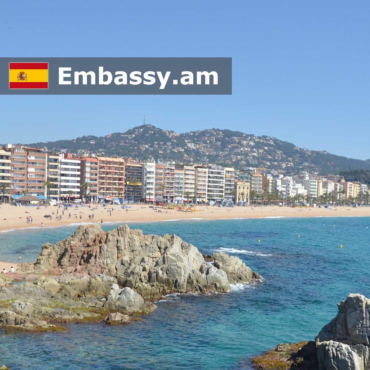 Lloret de Mar - Hotels in Spain - Embassy.am