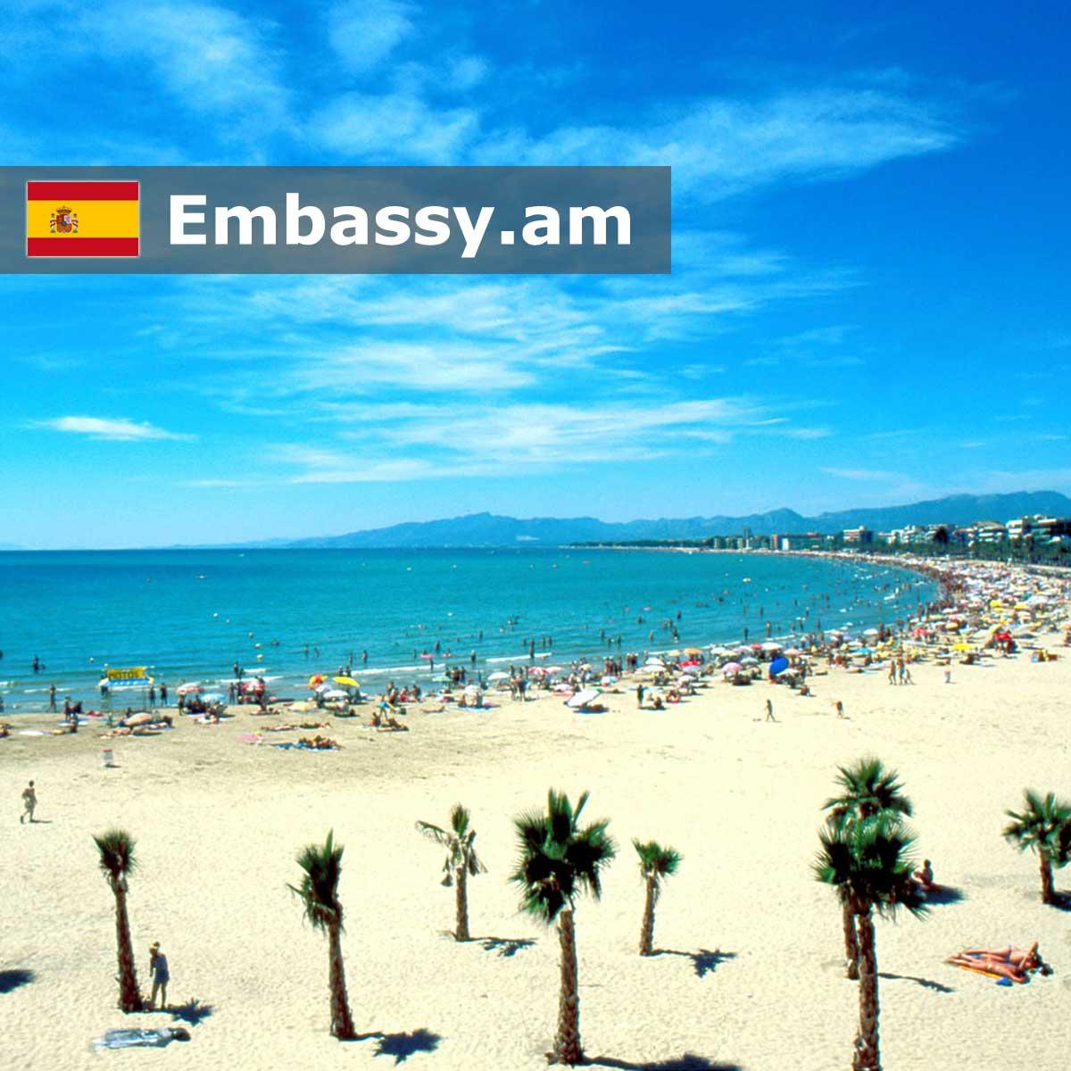 Salou - Hotels in Spain - Embassy.am