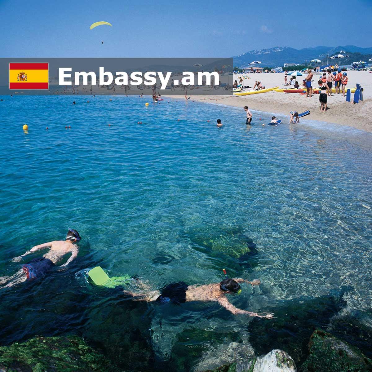 Santa Susanna - Hotels in Spain - Embassy.am