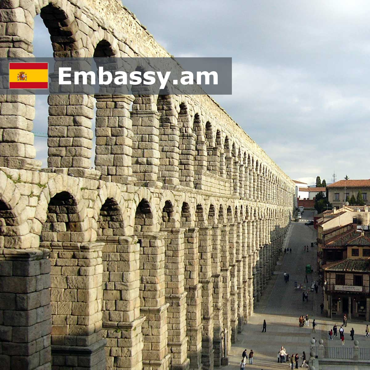 Segovia - Hotels in Spain - Embassy.am