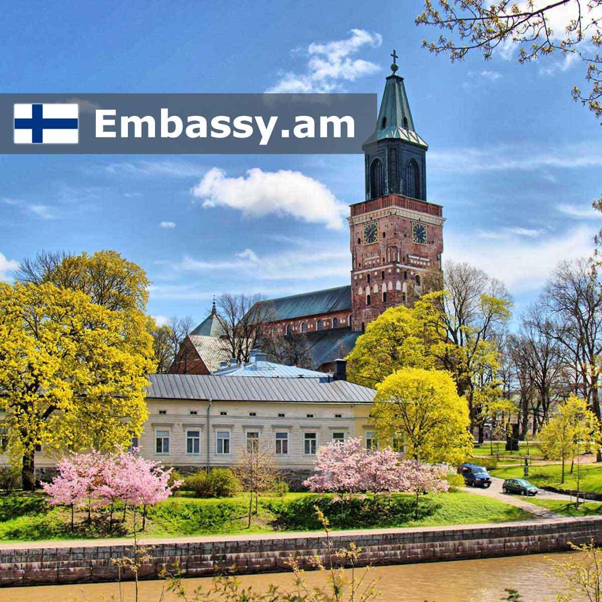 Турку - Отели в Финляндии - Embassy.am