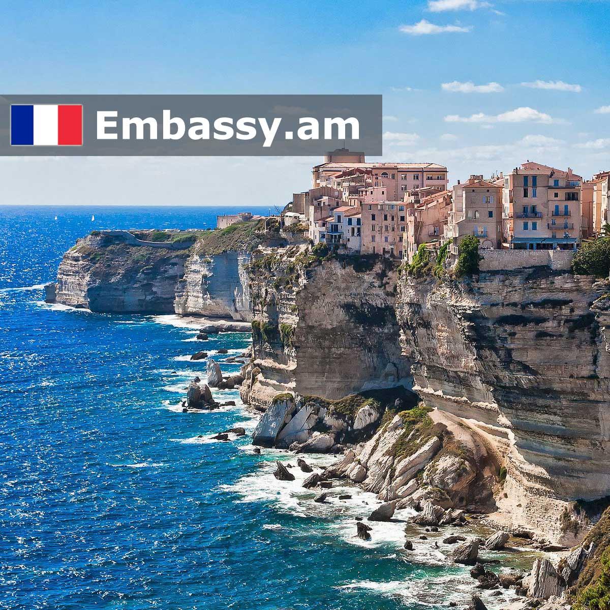 Корсика - Отели во Франции - Embassy.am