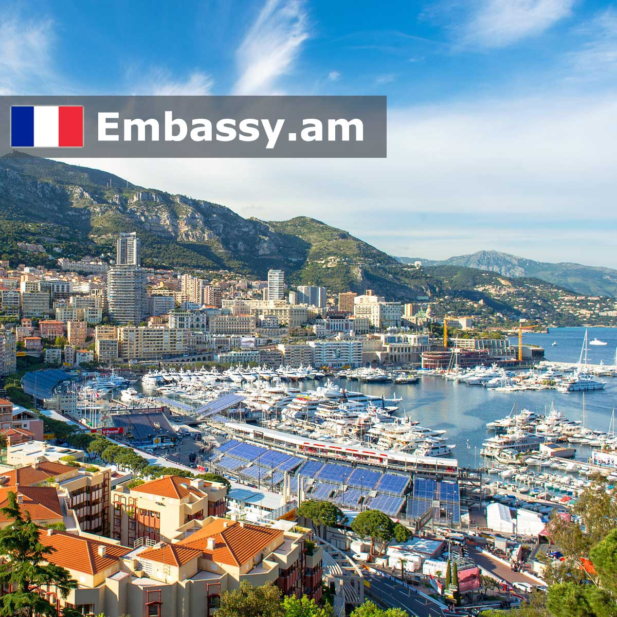 Nice - Hotels in France - Embassy.am