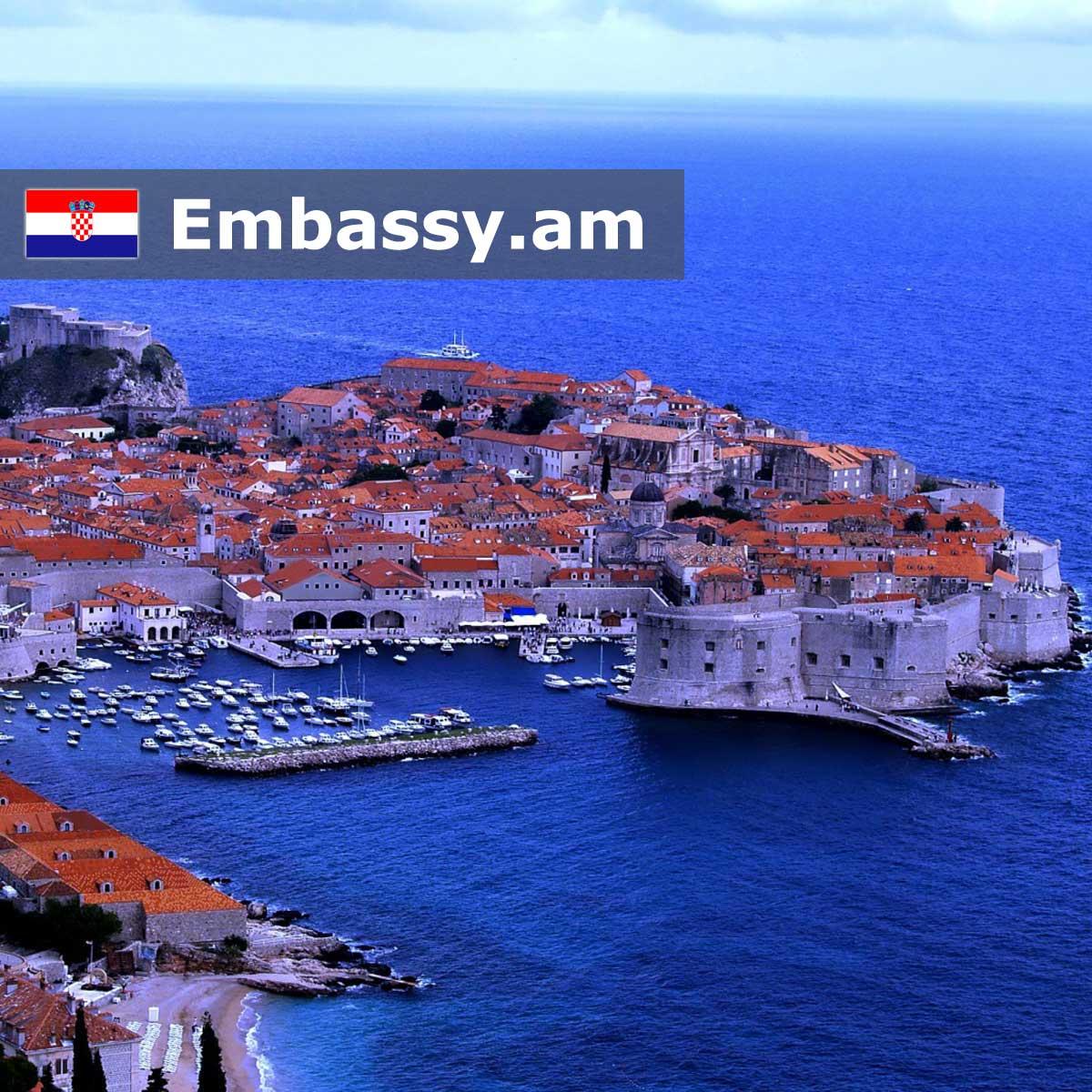 Hotels in Croatia - Embassy.am