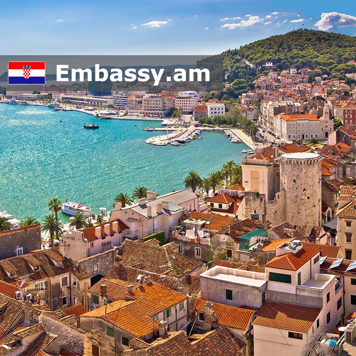 Split - Hotels in Croatia - Embassy.am