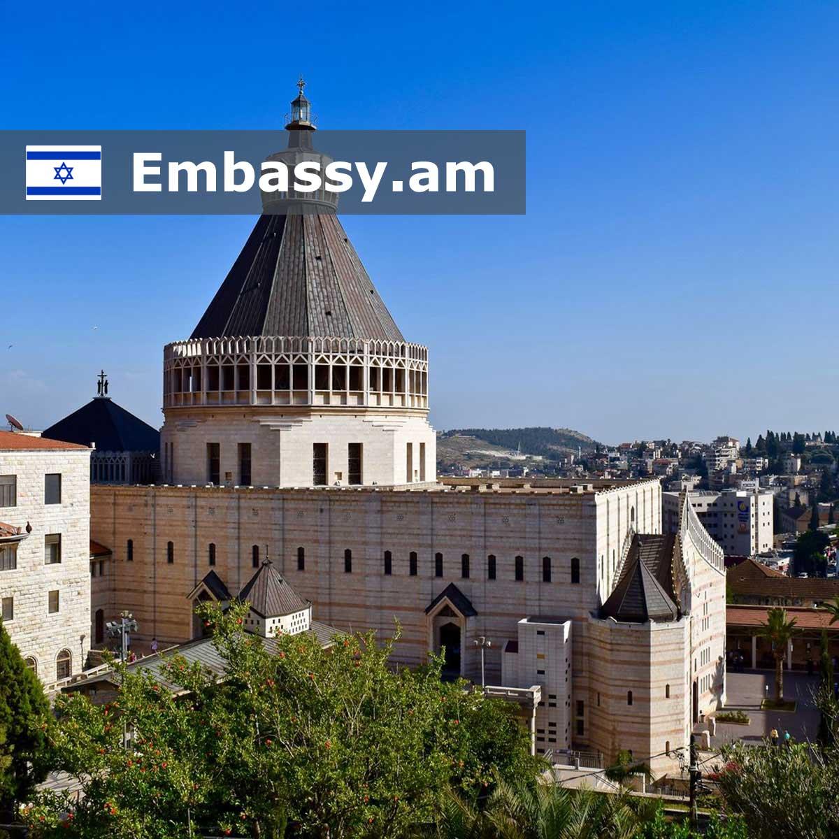 Nazareth - Hotels in Israel - Embassy.am