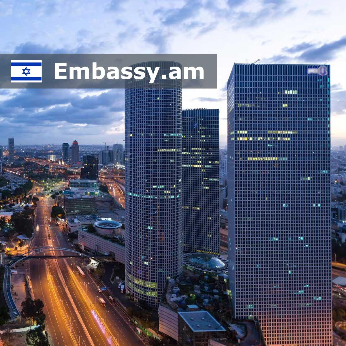 Tel Aviv - Hotels in Israel - Embassy.am