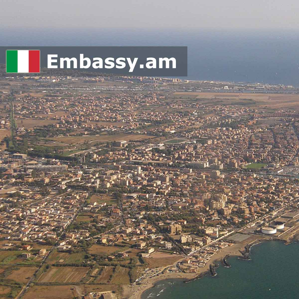 Fiumicino - Hotels in Italy - Embassy.am