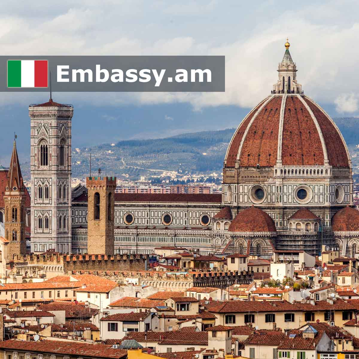 Florence - Hotels in Italy - Embassy.am