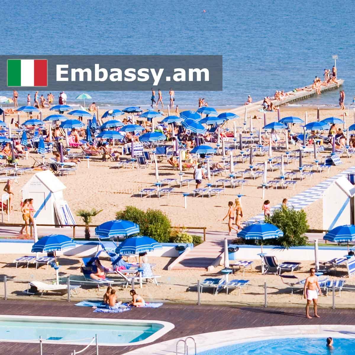 Лидо ди Езоло - Отели в Италии - Embassy.am