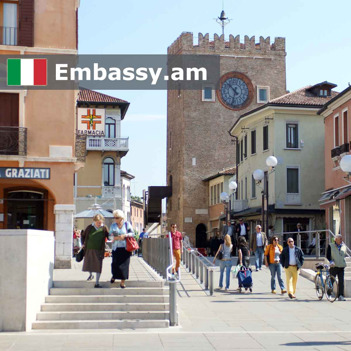 Mestre - Hotels in Italy - Embassy.am