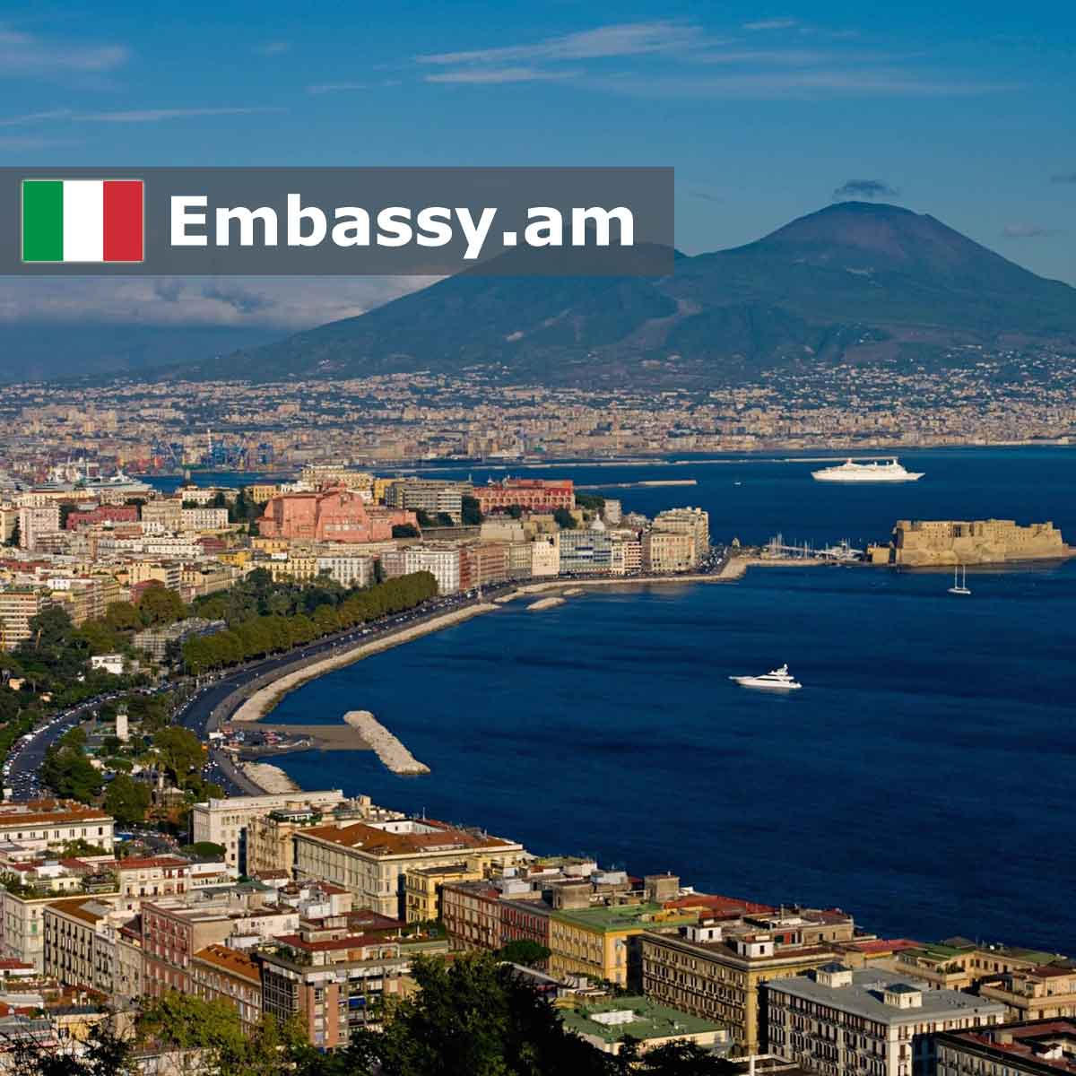 Naples- Hotels in Italy - Embassy.am
