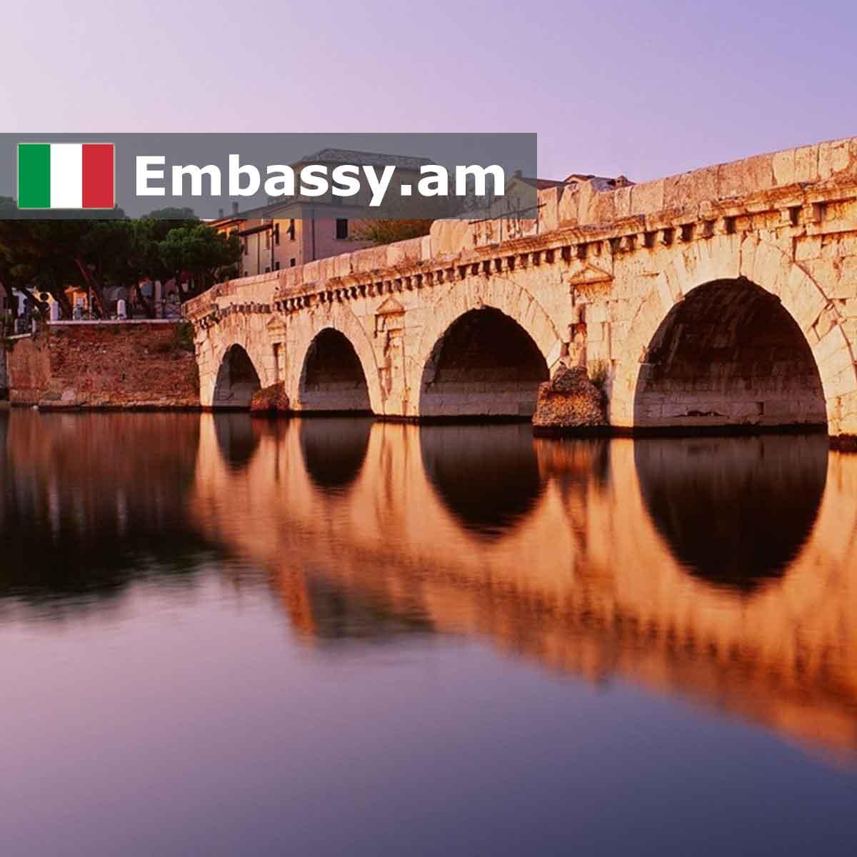 Римини - Отели в Италии - Embassy.am