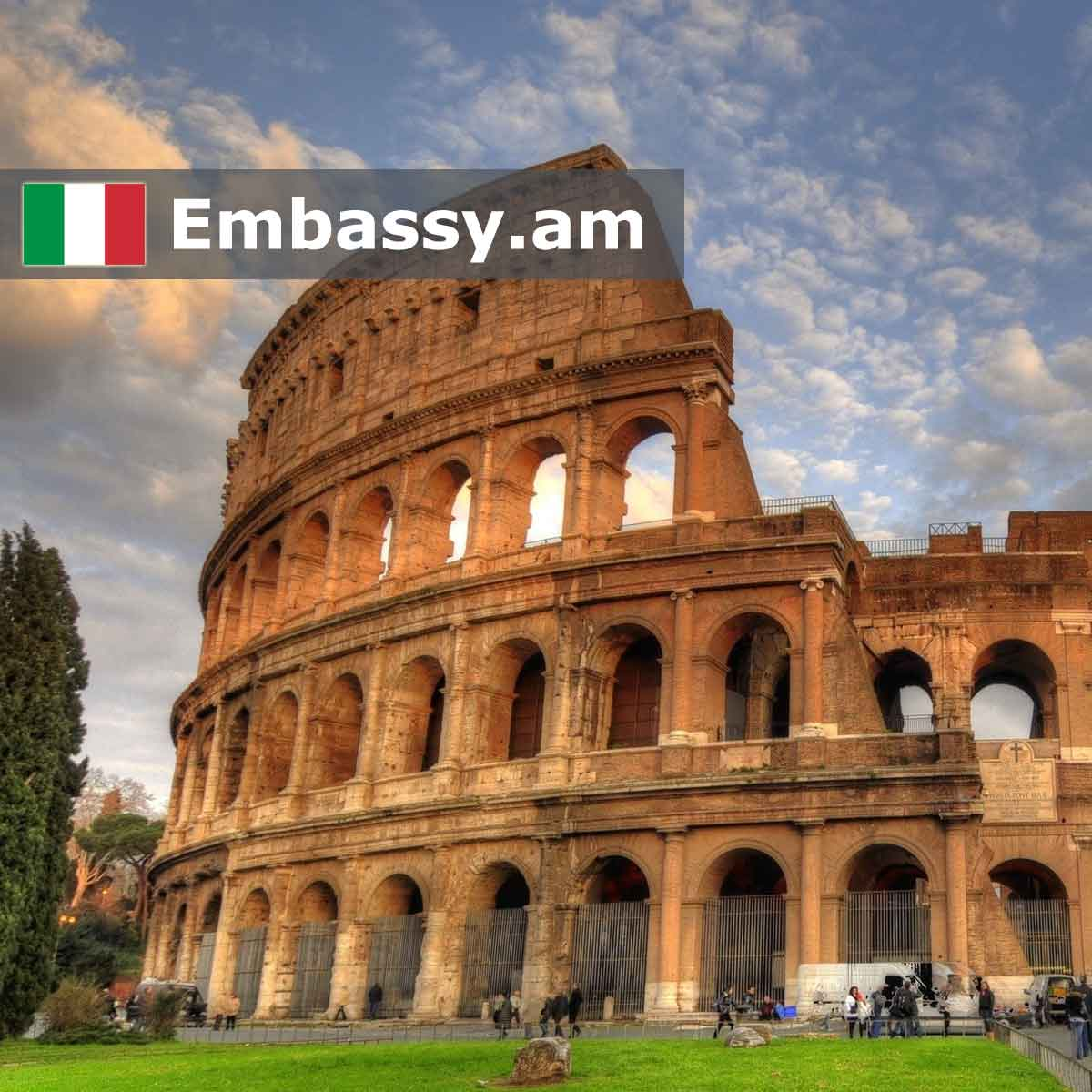 Hotels in Italy - Embassy.am