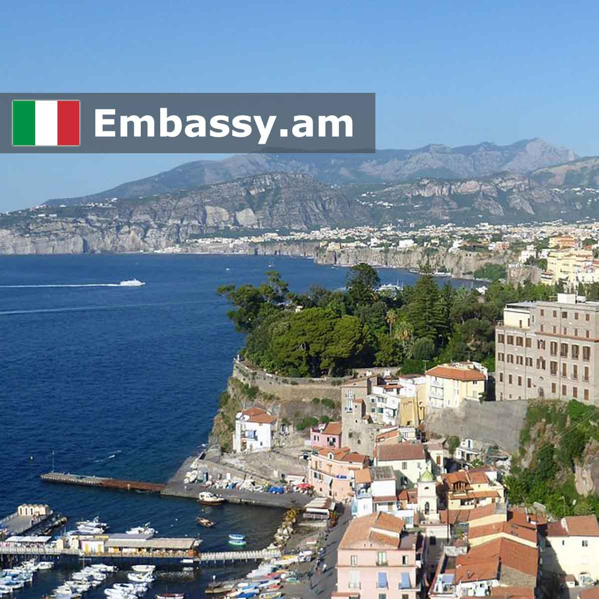 Sorrento - Hotels in Italy - Embassy.am