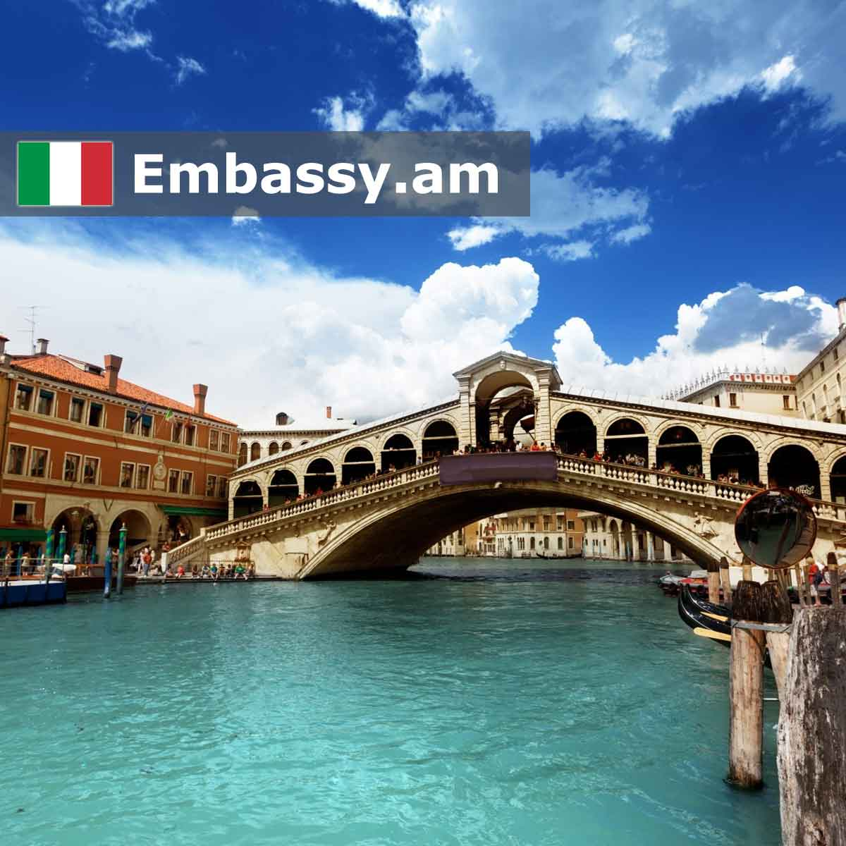 Venice - Hotels in Italy - Embassy.am