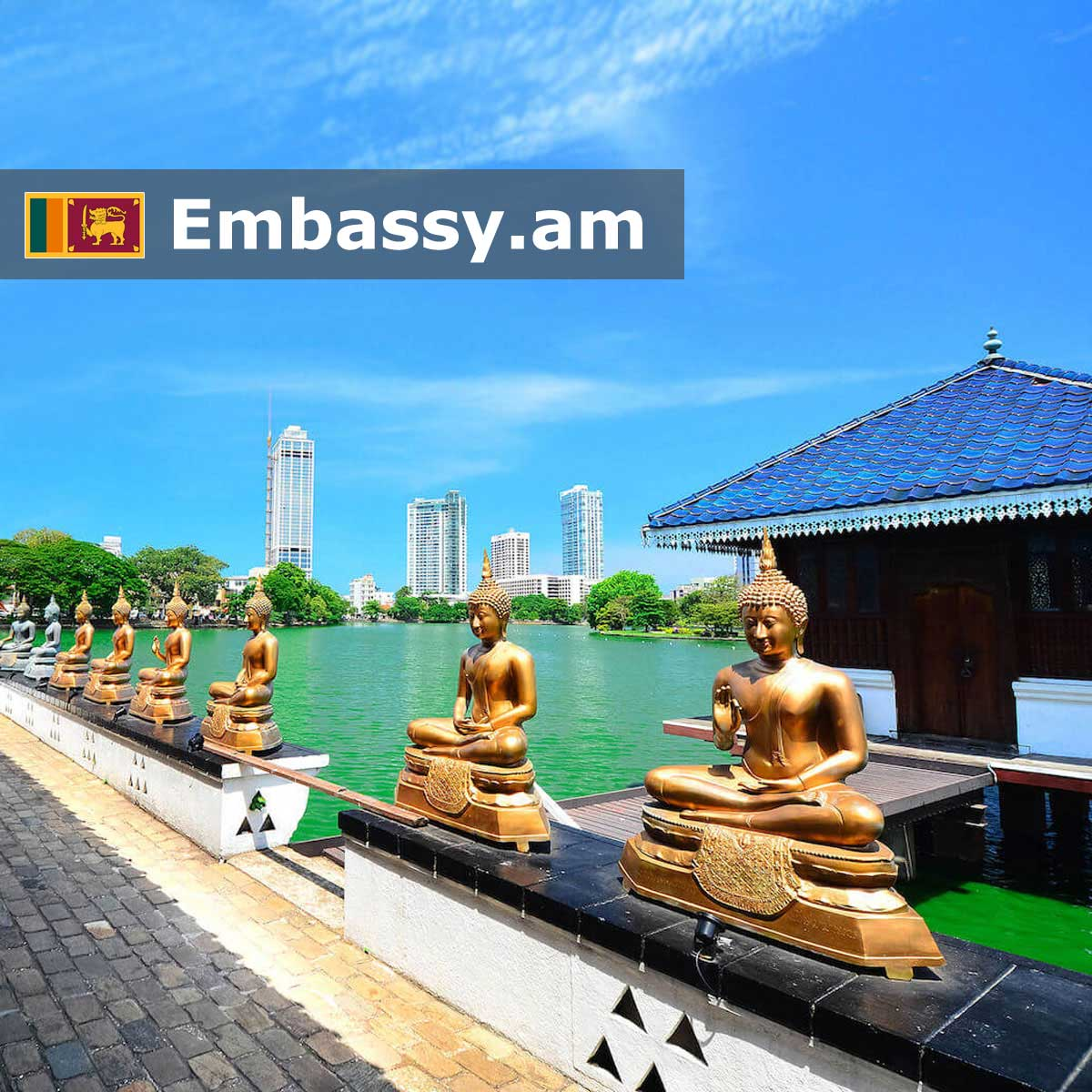 Отели в Шри-ланка - Embassy.am