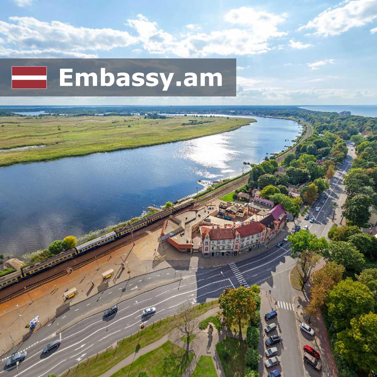 Юрмала - Отели в Латвии - Embassy.am