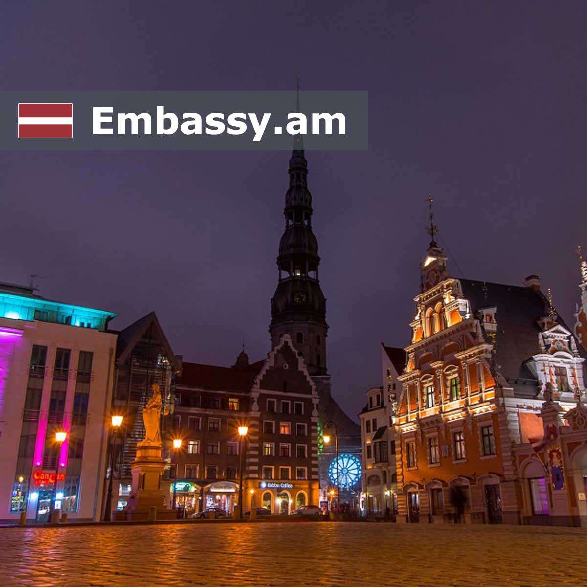 Hotels in Latvia - Embassy.am