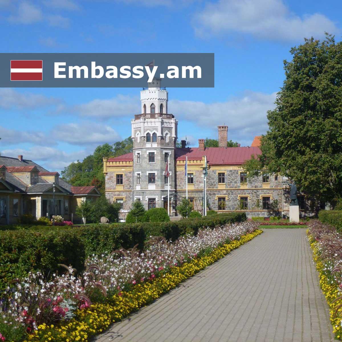 Сигулда - Отели в Латвии - Embassy.am