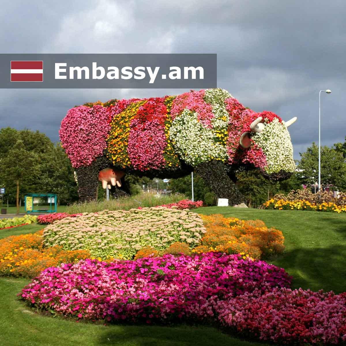 Вентспилс - Отели в Латвии - Embassy.am