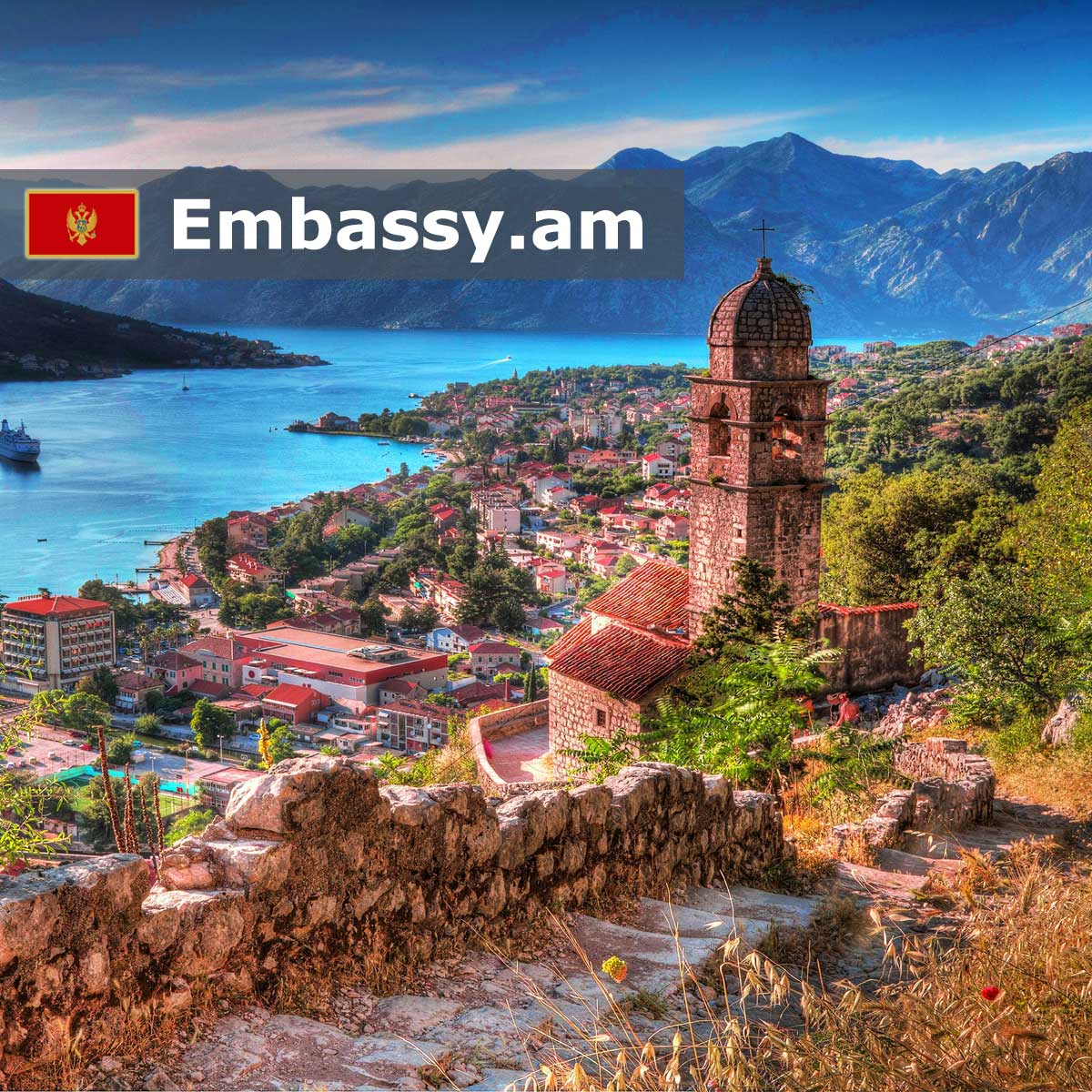 Kotor  - Hotels in Montenegro - Embassy.am