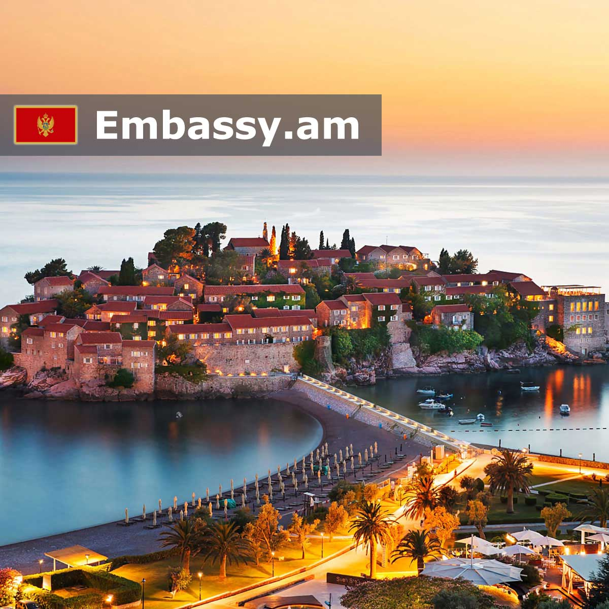 Sveti-stefan - Hotels in Montenegro - Embassy.am