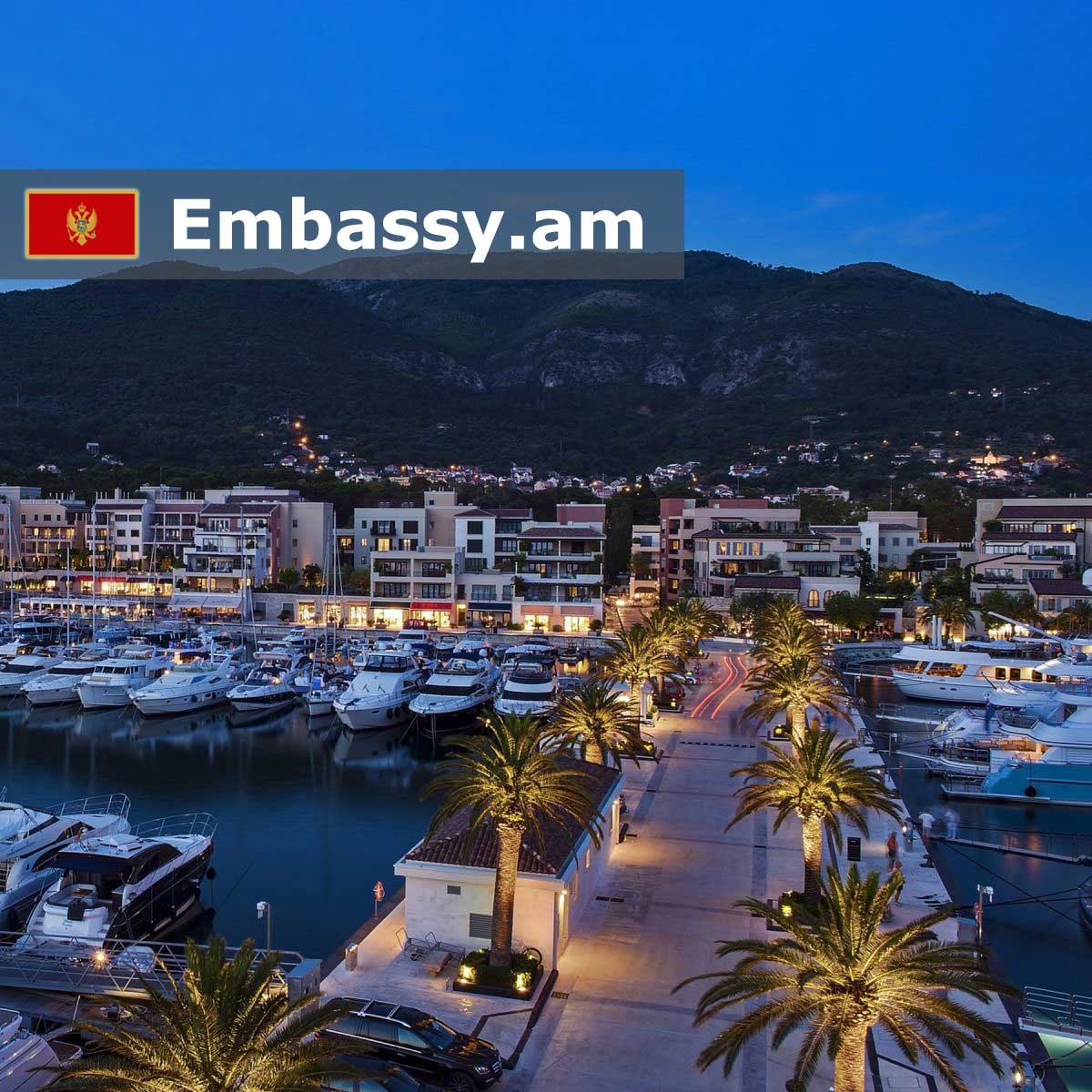 Tivat - Hotels in Montenegro - Embassy.am