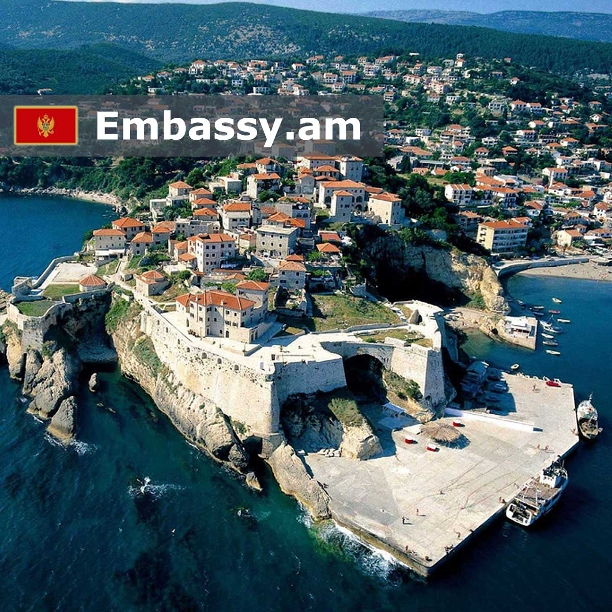 Ulcinj  - Hotels in Montenegro - Embassy.am