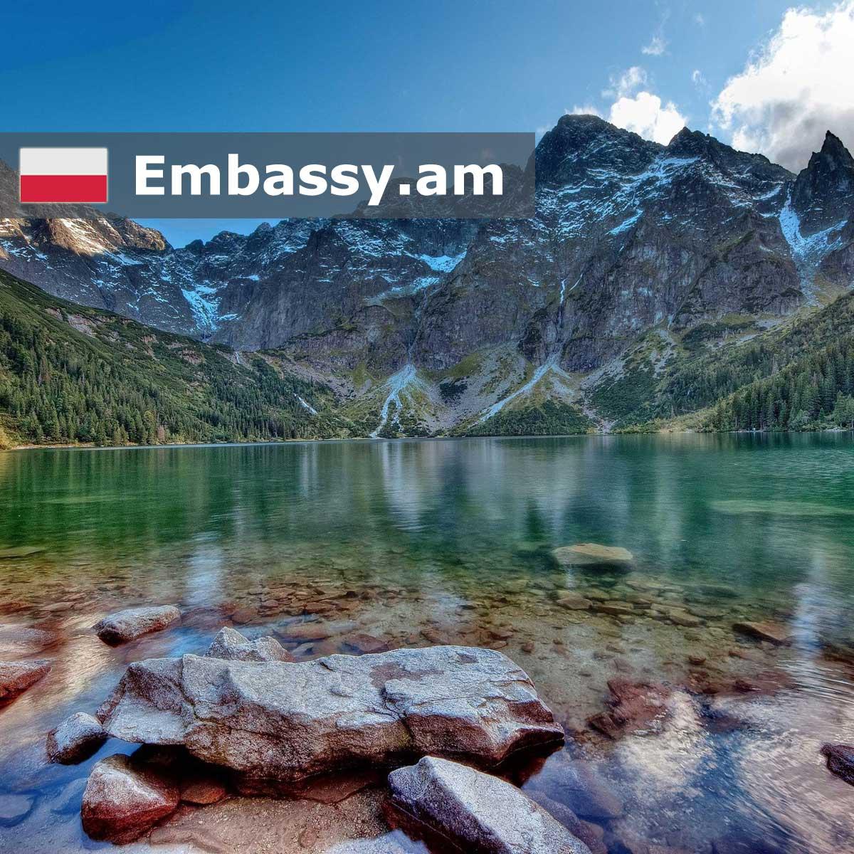 Закопане - Отели в Польши - Embassy.am