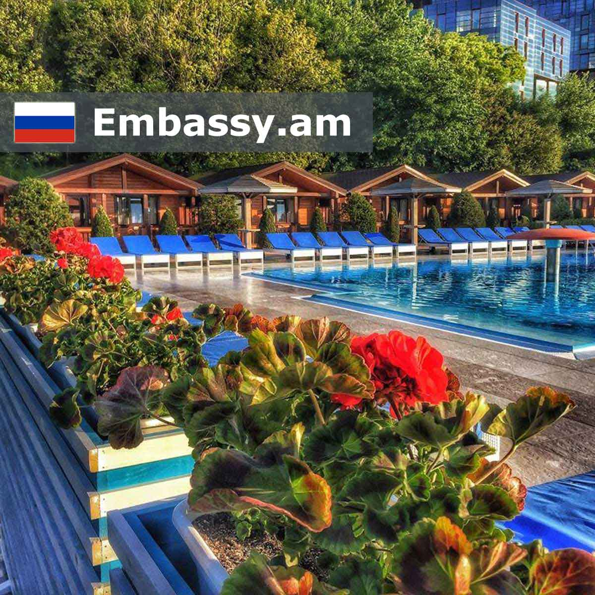 Anapa - Hotels in Russia - Embassy.am