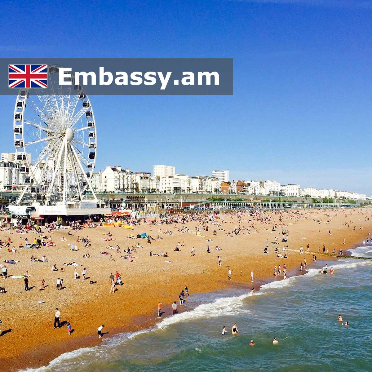 Brighton - Hotels in United Kingdom - Embassy.am