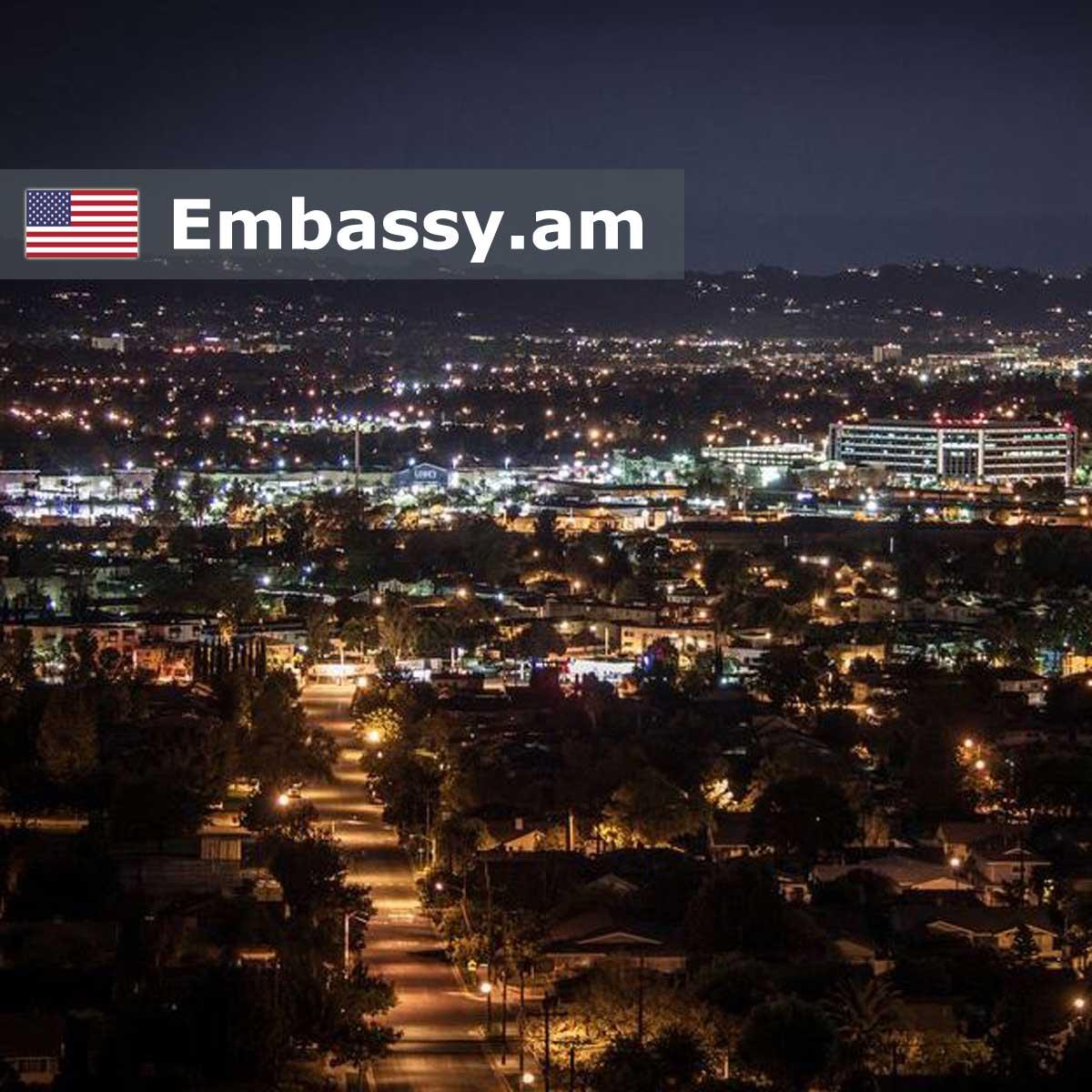 Глендейл - Отели в США - Embassy.am