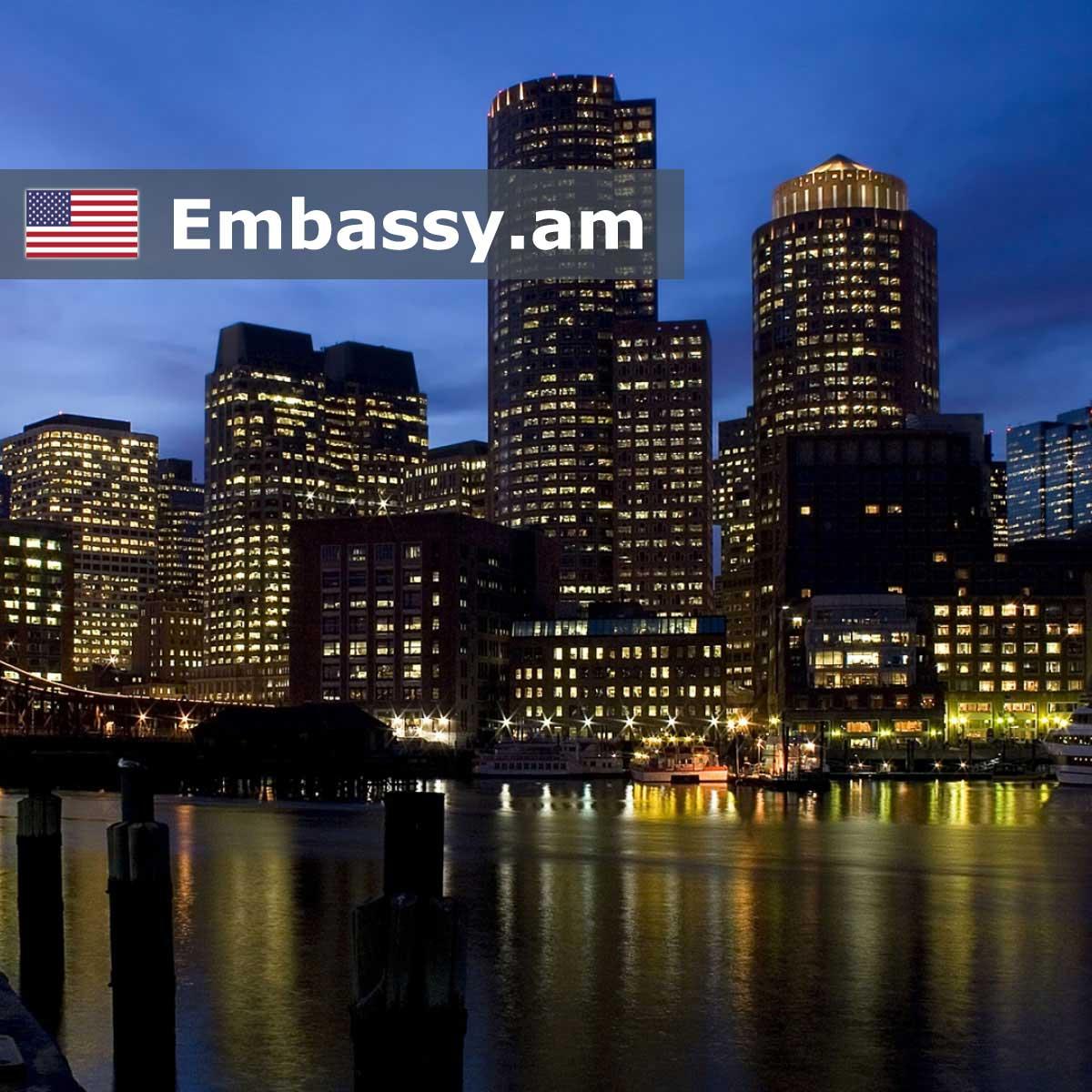 Лос-Анджелес - Отели в США - Embassy.am
