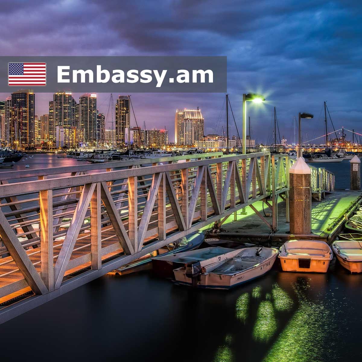 Сан Диего - Отели в США - Embassy.am