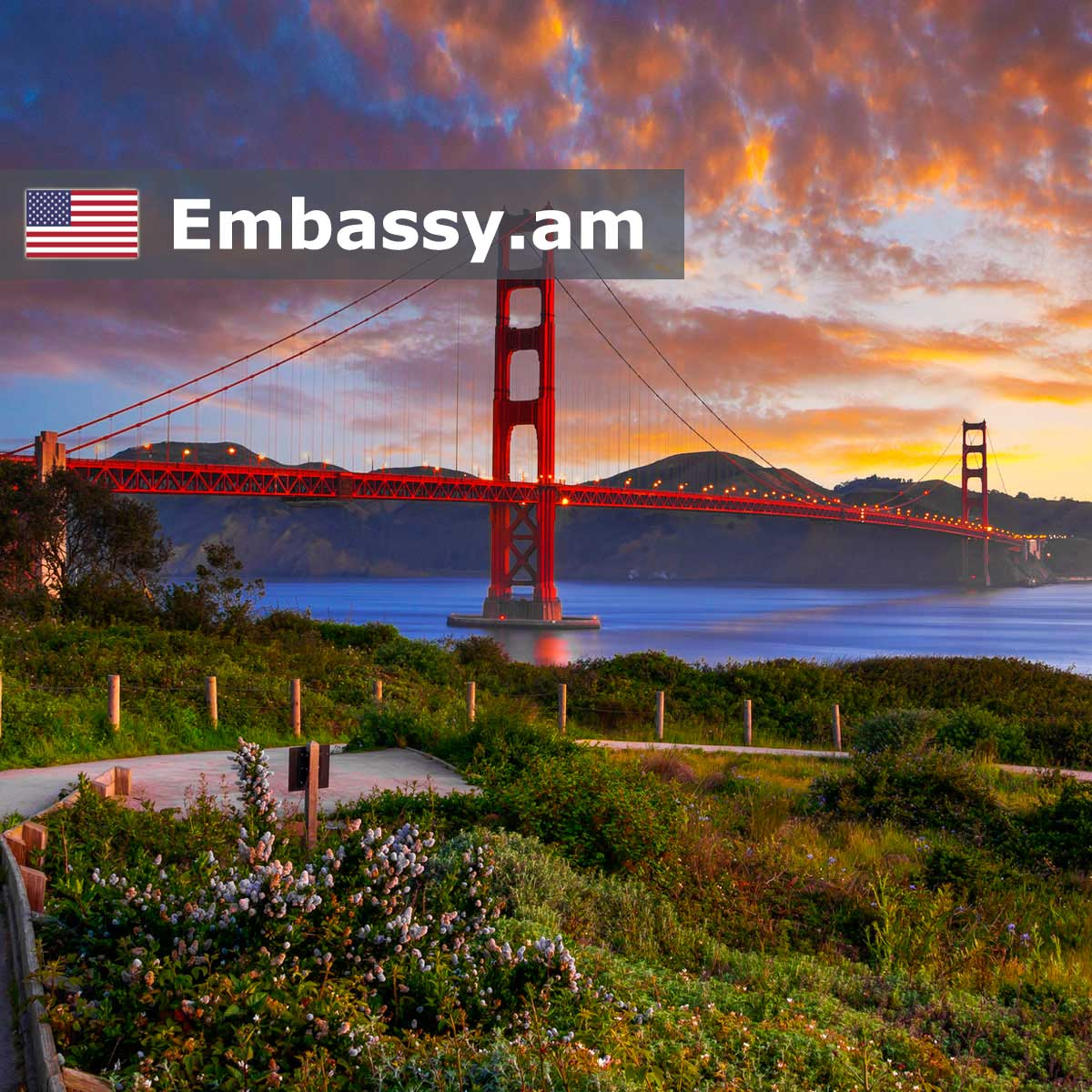San Francisco - Hotels in United States of America - Embassy.am
