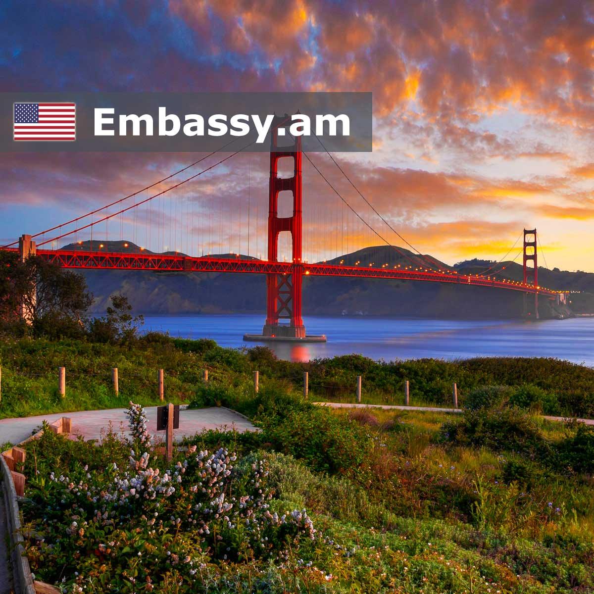 Сан-Франциско - Отели в США - Embassy.am