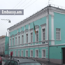 Embassy of Benin in Moscow, Russia: www.embassy.am
