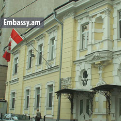 Embassy of Canada in Moscow, Russia: www.embassy.am