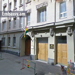Embassy of Ghana in Moscow, Russia: www.embassy.am
