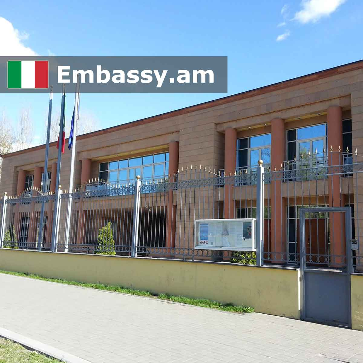 Embassy Of The Italian Republic In Armenia - Embassy of us in florence google map