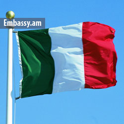 Office of the Honorary Consul of Italy in Gyumri: www.embassy.am