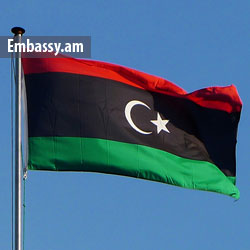 Embassy of Libya in Moscow, Russia: www.embassy.am